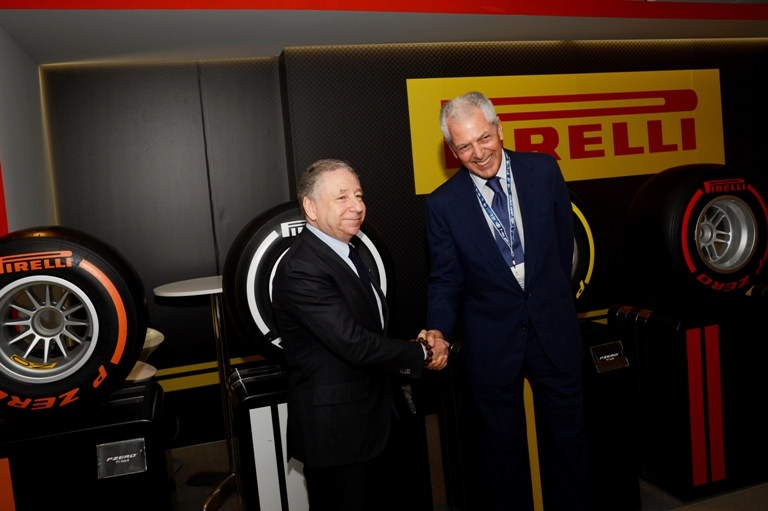 Pirelli si unisce alla FIA per la campagna Action for Road Safety