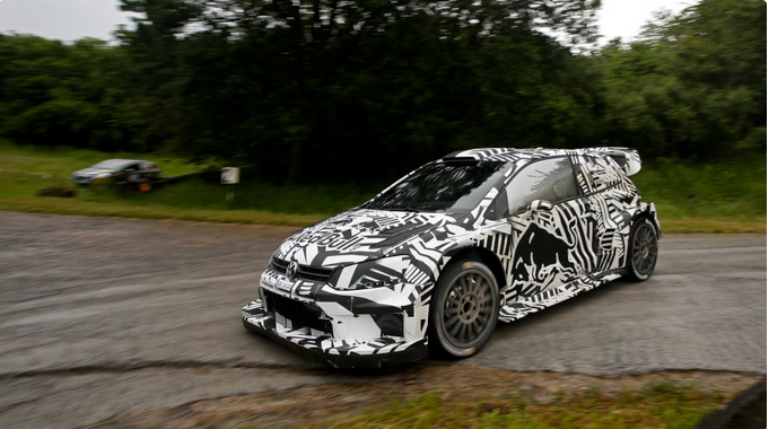 WRC – Test in Germania per la Polo 2017