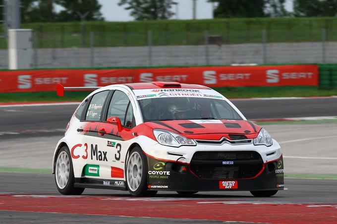 Citroën C3 MAX: ennesima prestazione in crescendo nel Campionato Italiano Turismo