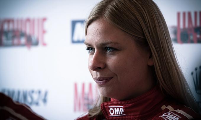 WEC – Le Mans: Christina Nielsen sarà l'unica donna in gara, ma sogna in grande