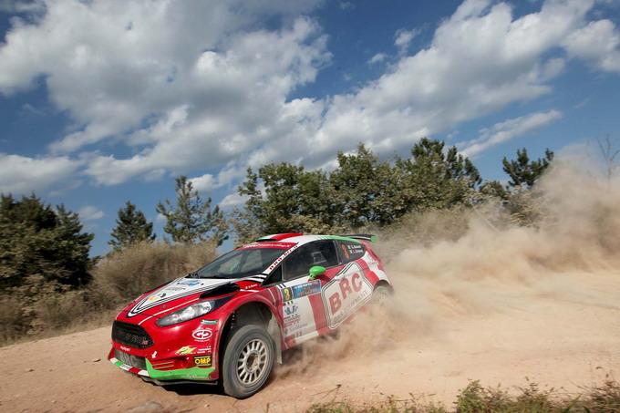 BRC si concede una fantastica doppietta al Rally di San Marino con Basso e Campedelli