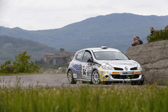 Trofei Renault Rally: Al via il Casentino
