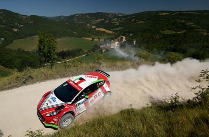 CIR – Giandomenico Basso domina Gara 1 del Rally di San Marino! Andreucci costretto al ritiro a causa di un cappottamento nella PS3