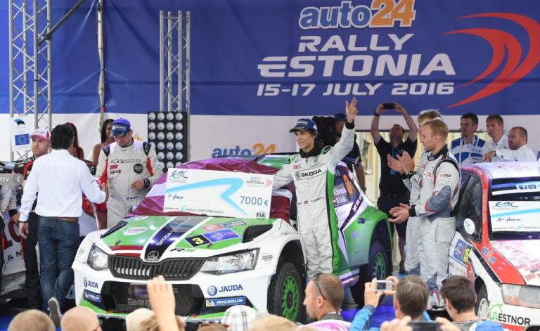 ERC – In Estonia vince a sorpresa Sirmacis