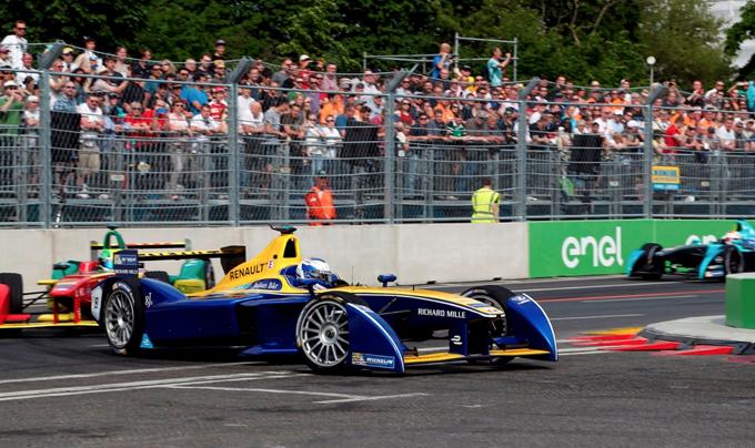 Formula E – Londra: La pioggia regala la pole position a Nico Prost! Di Grassi e Buemi oltre la top ten