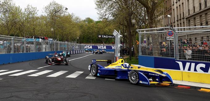 Formula E – Londra: Vittoria in solitaria per Prost, Renault e.dams a un passo dal titolo Team! Di Grassi (4°) precede Buemi (5°)