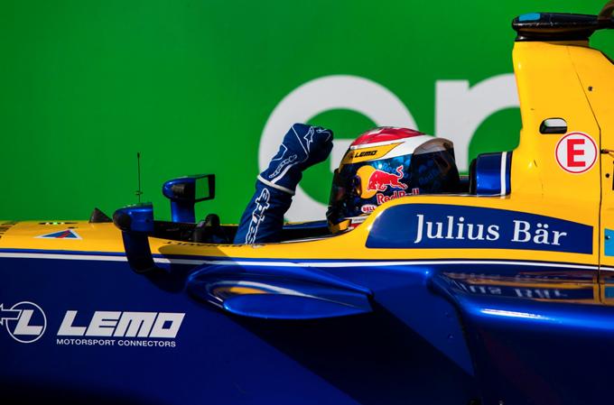 Formula E – Londra: Di Grassi tampona Buemi alla prima curva, ma lo svizzero è campione grazie a pole e giro più veloce!