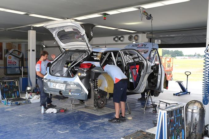 WRC – Con Hyundai alla scoperta del backstage dei rally