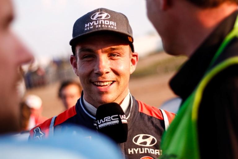 """WRC – Paddon: """"Dopo due gare difficili bello tornare sul podio"""""""