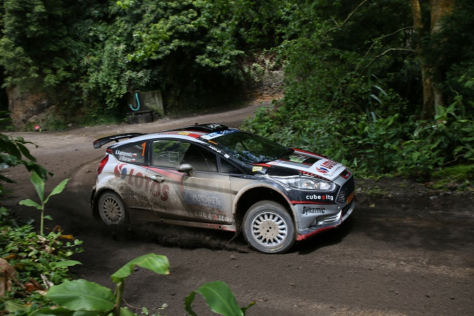 WRC – Kajetanowicz con Pirelli in Polonia