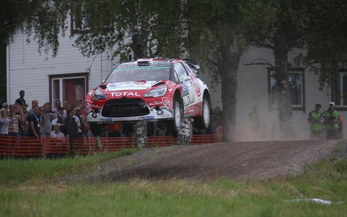 WRC – Kris Meeke si aggiudica il Rally di Finlandia