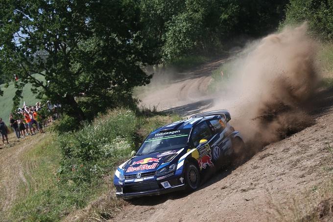 WRC – In Polonia dopo 5 ps guida Mikkelsen