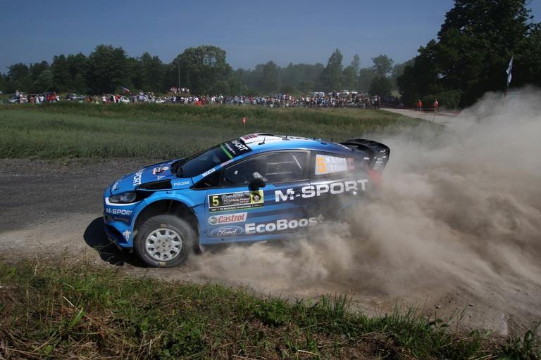 """WRC – Ostberg: """"In Polonia mi è mancata la competitività"""""""