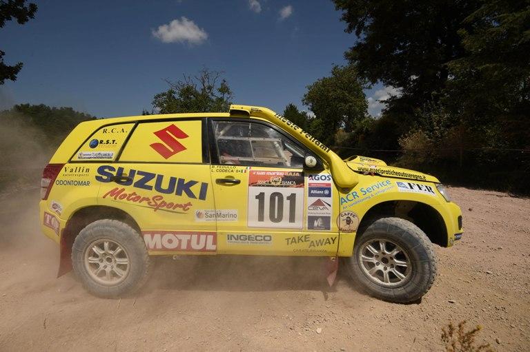 A Suzuki il Cross Country di San Marino