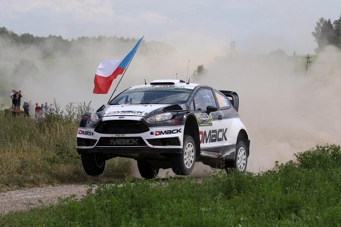 WRC – Tanak sempre più leader in  Polonia