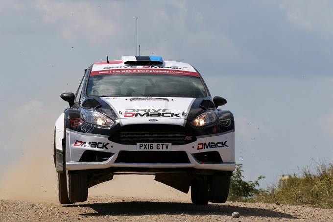WRC – Tanak verso la meta in Polonia