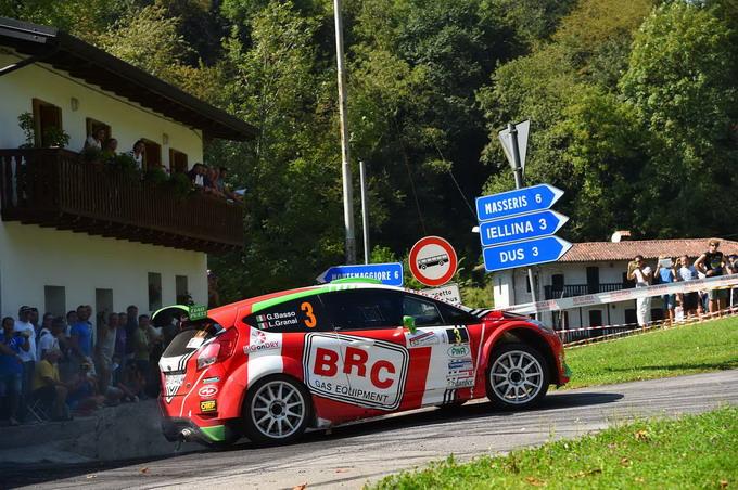 BRC e Giandomenico Basso in vetta nel CIR