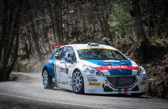 Peugeot Sport a lutto nel rally per il terremoto