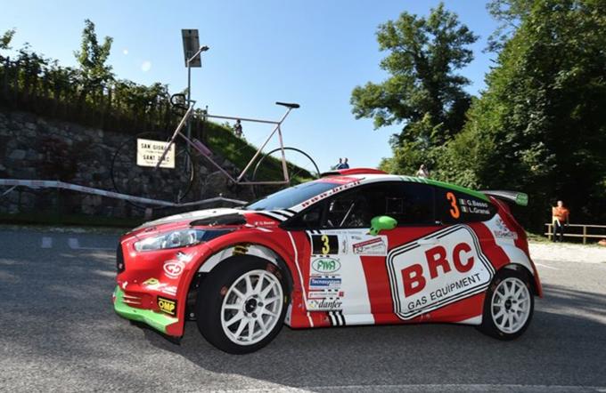 CIR – Basso batte Andreucci e si aggiudica Gara 1