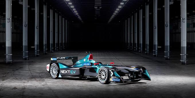 Formula E: NextEV TCR svela la nuova livrea e conferma Piquet Jr e Turvey