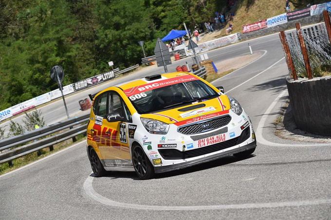 Le Kia Venga di BRC protagoniste al Trofeo Fagioli, vittorie di Gonnella e De Iuliis