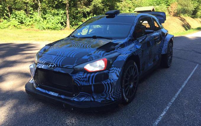 WRC – Hyundai New Generation i20 Plus 2017: primi test su asfalto con Sordo e Paddon