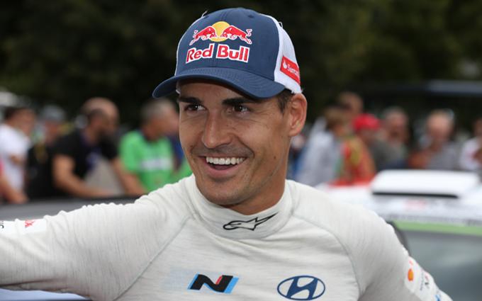 WRC – Dani Sordo rinnova con Hyundai fino al 2018
