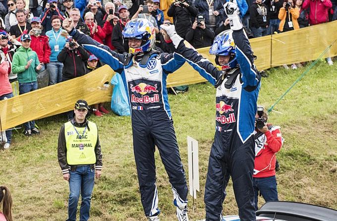 WRC – Germania: Ogier regala alla Volkswagen la vittoria in casa! Sordo batte Neuville in volata e si aggiudica la piazza d'onore
