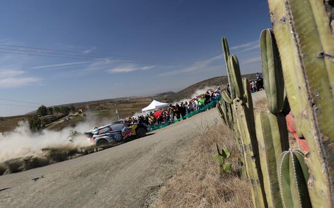 WRC – Il Rally del Messico sarà ancora in calendario nel 2017