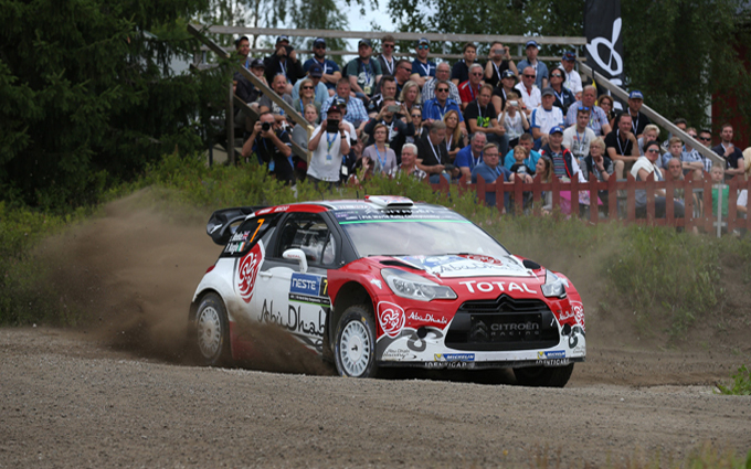 WRC – Abu Dhabi World Rally Team schiererà due Citroen DS3 al Tour de Corse