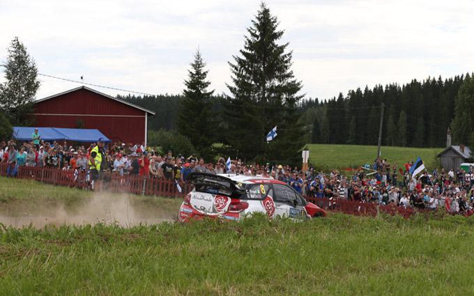 WRC – Craig Breen si prepara per il Tour de Corse