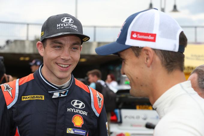 WRC – Tour de Corse: una nuova sfida sull'asfalto per Hayden Paddon