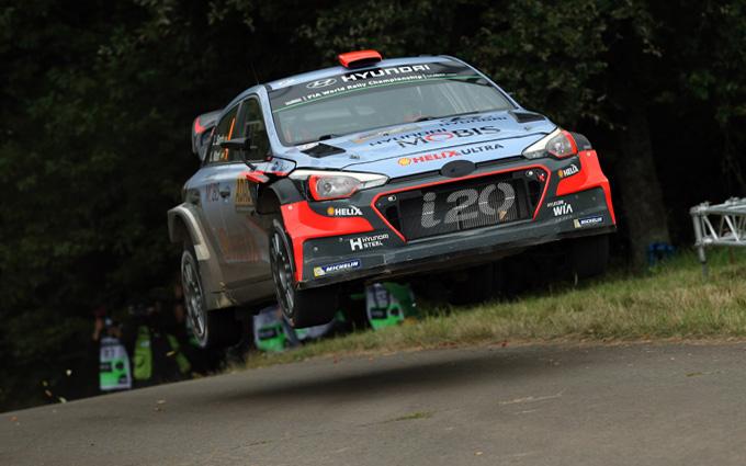 WRC – Hyundai: rivelata la line-up del Rally di Catalogna