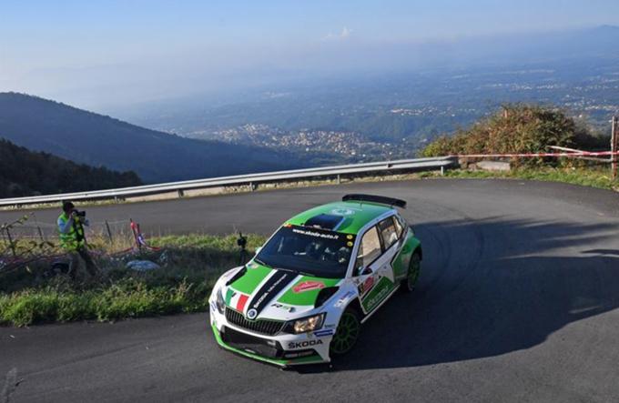 CIR – Umberto Scandola vince in rimonta il Rally di Roma Capitale! Beffato Paolo Andreucci che però avvicina la vetta del campionato