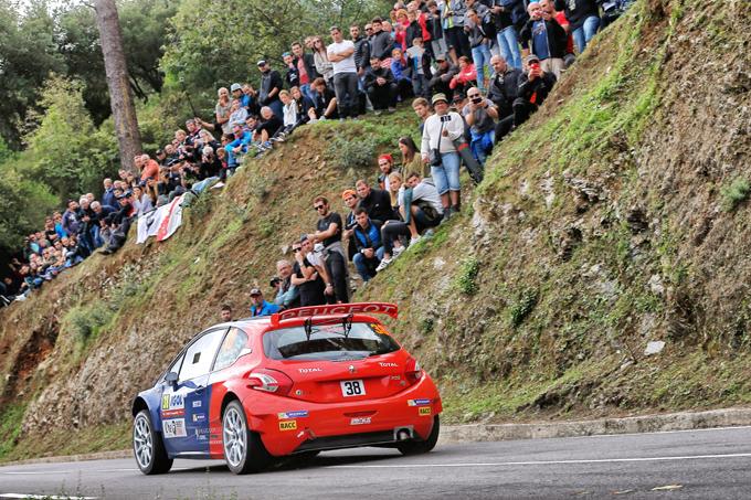 WRC – Rally di Catalogna, Peugeot: nono posto per la 208 T16 R5 nel Mondiale WRC 2