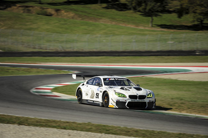 GT Italiano – Alex Zanardi prepara il debutto con la BMW M6 GT3 al Mugello