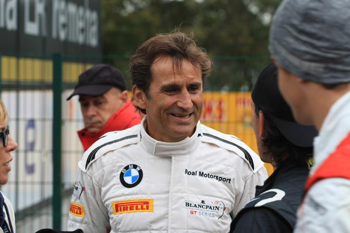 GT Italiano – Alex Zanardi debutterà a bordo della BMW M6 GT3 al Mugello