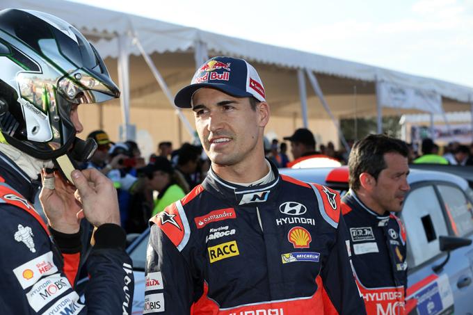 WRC – Rally di Catalogna: Dani Sordo all'attacco nell'evento di casa