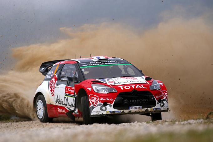 WRC – Rally di Catalogna: tre Citroen DS3 per il team Abu Dhabi
