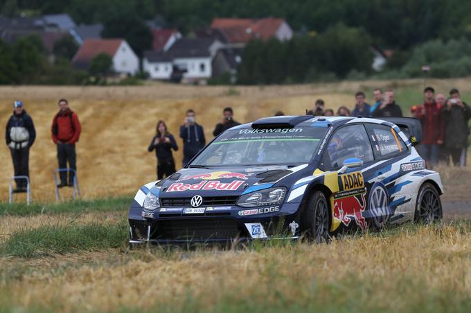 WRC – Rally di Catalogna: Sèbastien Ogier e Volkswagen verso il quarto titolo consecutivo