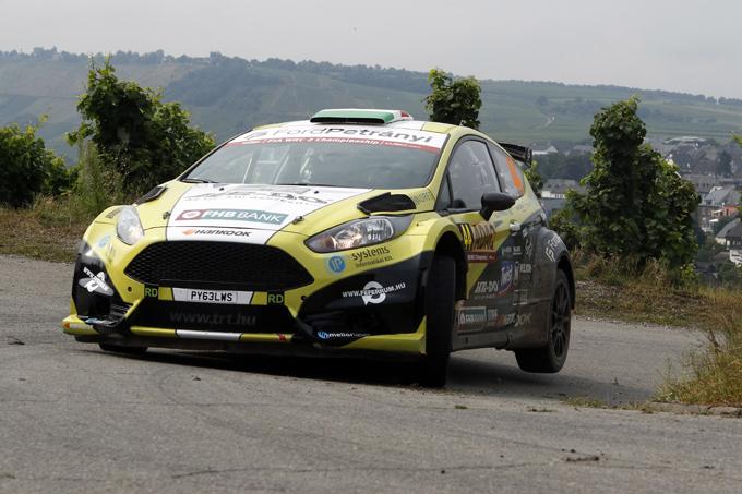 WRC – Rally di Catalogna: Frigyes Turàn perde il podio nel WRC 2