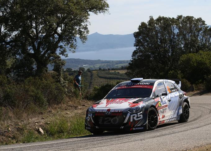 WRC – Debutto positivo per la Hyundai New Generation i20 R5 nel Mondiale WRC 2