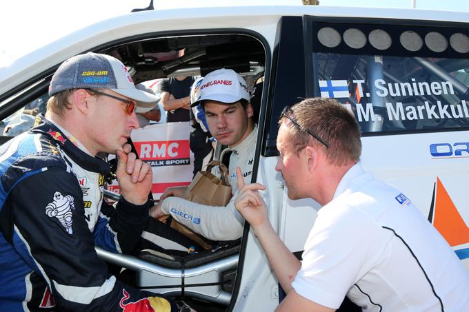 WRC – Rally di Catalogna: Teemu Suninen fiducioso nella lotta per il titolo WRC 2