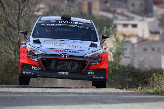WRC – Hyundai annuncia la line-up per il Rally d'Australia