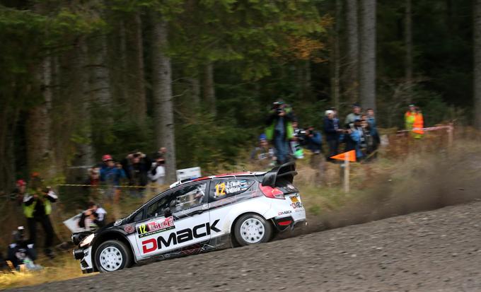 WRC – Rally del Galles: Tanak mette tutti dietro nello Shakedown