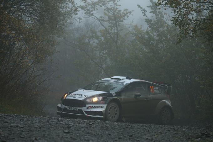 WRC – Rally del Galles: lo straordinario weekend di Ott Tanak