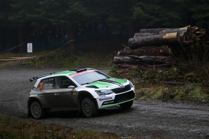 WRC2 – Rally del Galles: Esapekka Lappi torna alla vittoria, Teemu Suninen raggiunge Elfyn Evans al primo posto