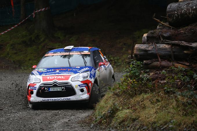 Junior WRC – Rally del Galles: il primo successo stagionale per Martin Koci