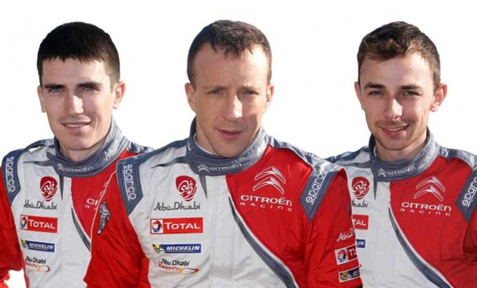 WRC – Citroen completa la line-up con Craig Breen e Stèphane Lefebvre al fianco di Kris Meeke nel 2017 e 2018
