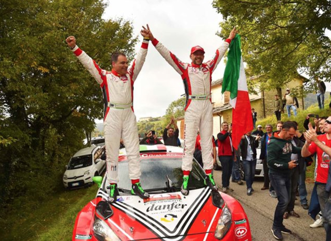 CIR – Due Valli: Basso amministra e vince il campionato. Andreucci si aggiudica l'ultimo rally stagionale